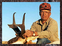 Click here to learn more about our pronghorn antelope hunts.